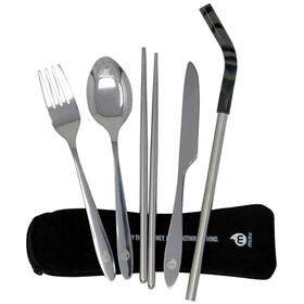 MIZU Cutlery Set Pillillä